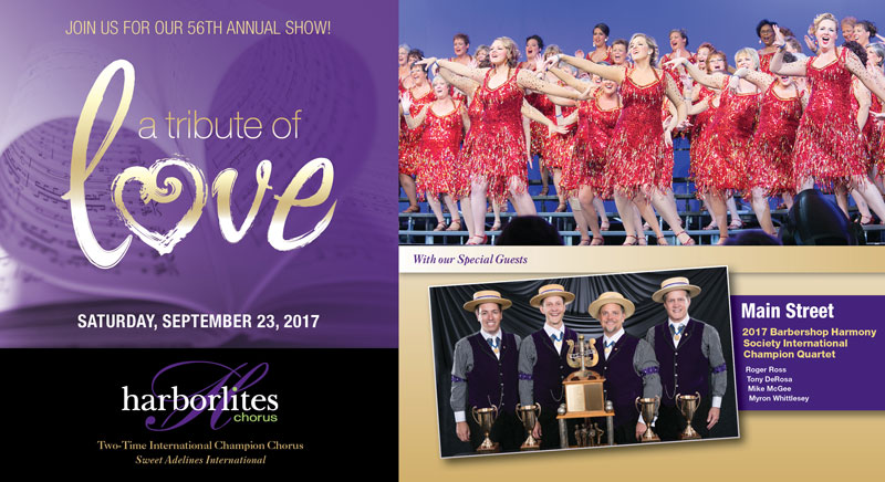 "Annual Show ""A Tribute of Love"""
